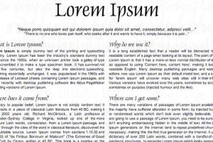 Lorem ipsum dolor sit amet, consectetur adipiscing elit ( Demo 3 )