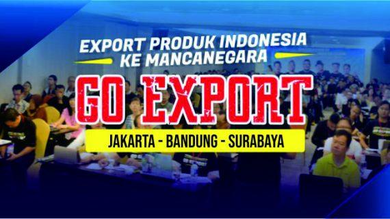 Ikuti Seminar Bisnis Cara Menjadi Exportir Bersama Komunitas GOEXPORT.ORG